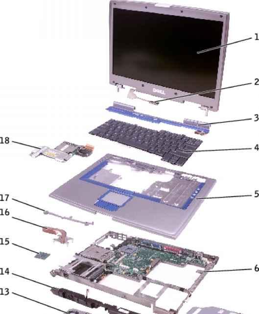 Dell Laptop Manual fan Control